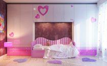 شاهدي أجمل تصاميم غرف النوم للصبايا
