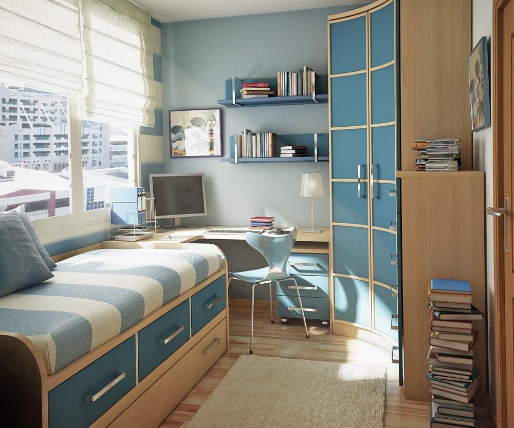 غرف النوم للاطفال
