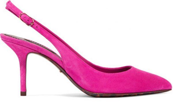 جربي حذاء الـ Slingback لإطلالة ربيعية ملفتة