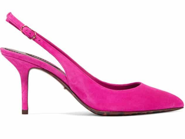 حذاء الـ Slingback