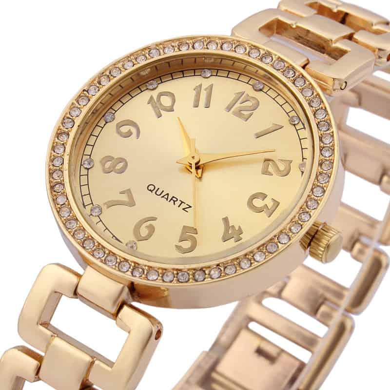 1b5beba8924cd ساعة داماس المرصعة damas jewellery