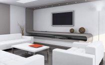كيف تجعلين جهاز التلفاز متناسقا مع غرفة الجلوس
