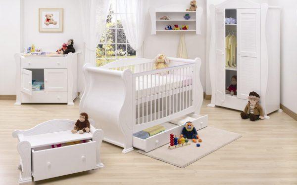 تصاميم رائعة لأسرة الرضع