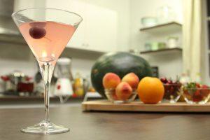 خطوات تجهيز عصير الليمون الزهري