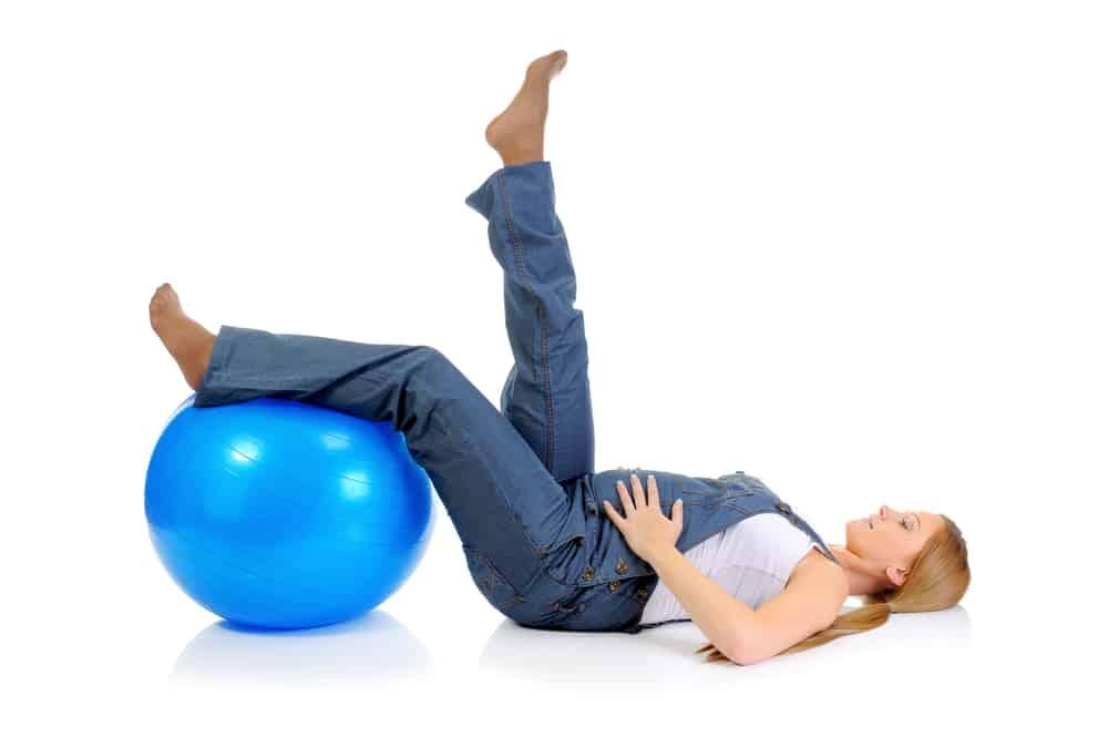 التمارين الرياضية تساعدك على الولادة