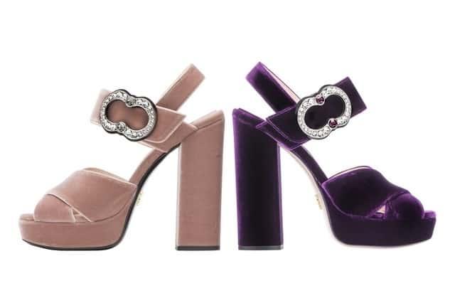 أحذية نسائية من برادا