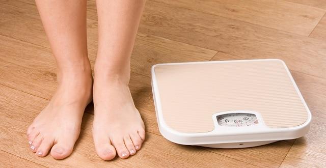 تثبيت الوزن بعد الحمية