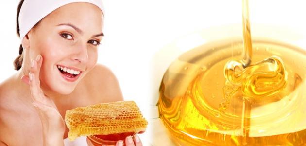 وصفات العسل للعناية بالبشرة