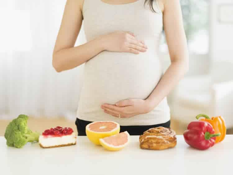 أطعمة الحمل