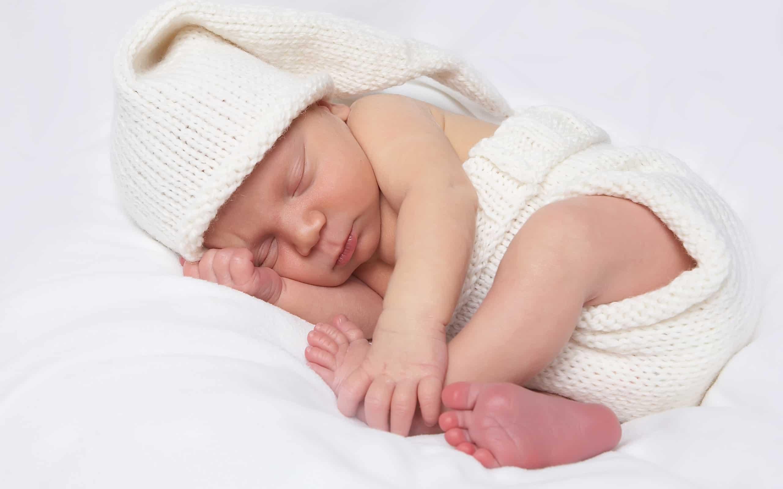 الحبوب لدى حديثي الولادة