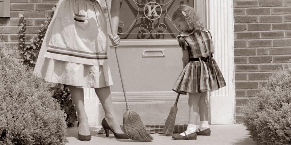 نصائح الجدات عند تنظيف المنزل