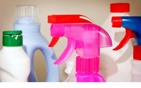 مواد التنظيف تمثل خطرا حقيقيا على الأجنة