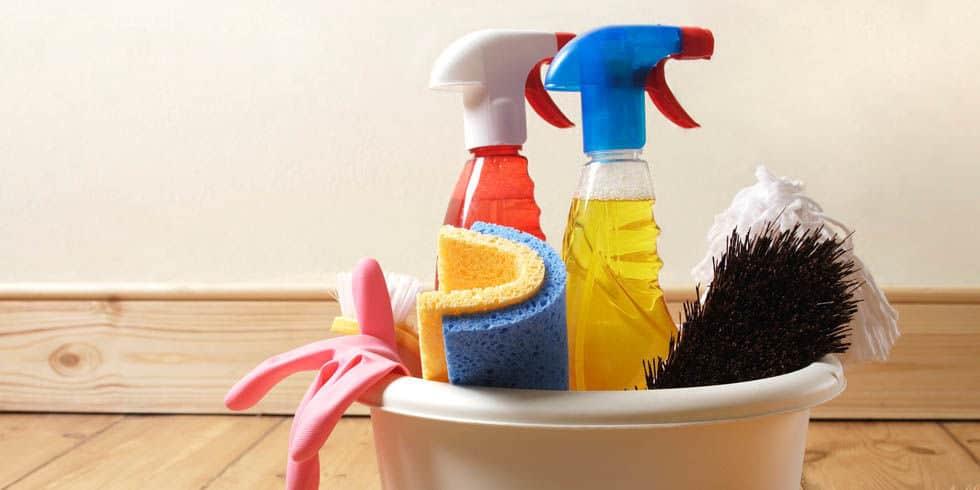 10 أشياء عليك تنظيفها مرة واحدة سنويا