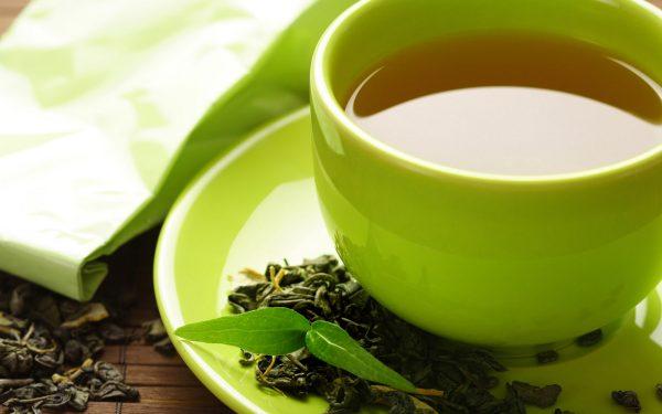 الشاي الأخضر لمكافحة سرطان الثدي