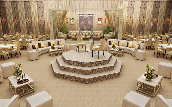 أجواء رمضانية متميزة في مجلس مركز دبي المالي العالمي