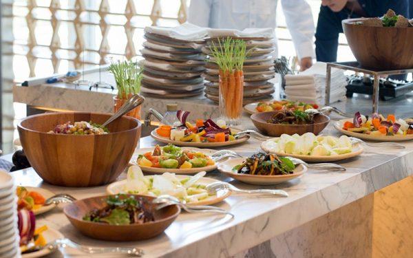 إنترسكت باي لكزس أطباق عالمية وسمر متواصل خلال شهر رمضان