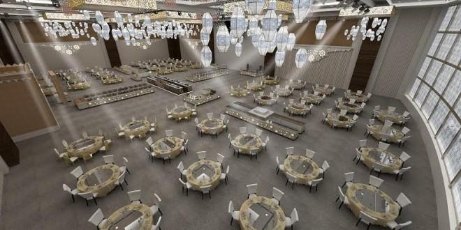زوري خيمة كمبينسكي الرمضانية لتنعمي بأجواء رمضانية ساحرة