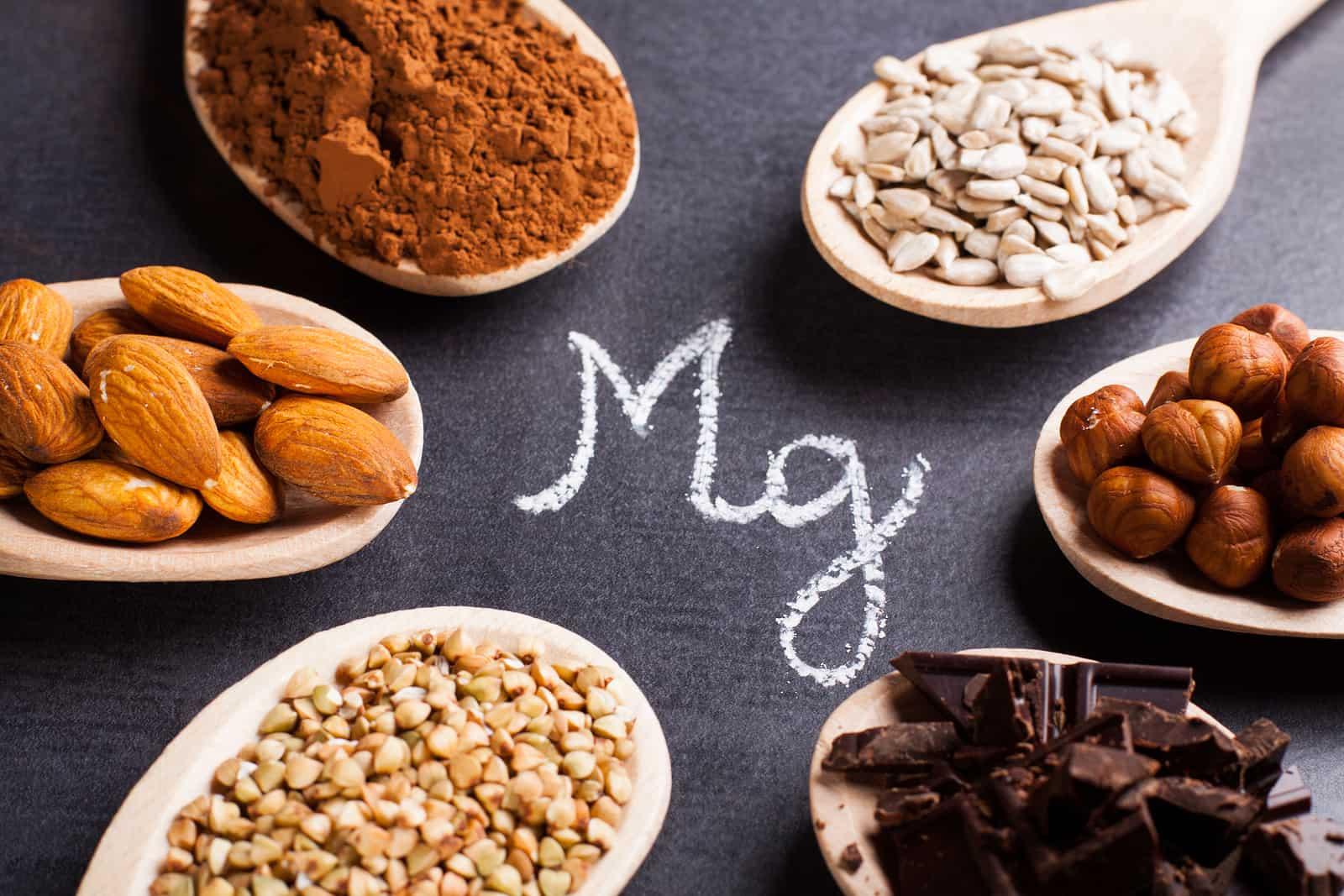 أعراض نقص المغنسيوم