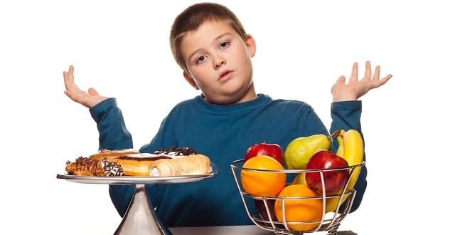 معالجة سمنة الأطفال