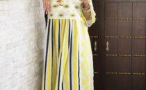 للمحجبات: موضة الفساتين الواسعة لأناقة جذابة صيف 2017