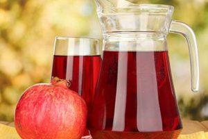 شراب الرمان لمكافحة العطش بعد الصيام
