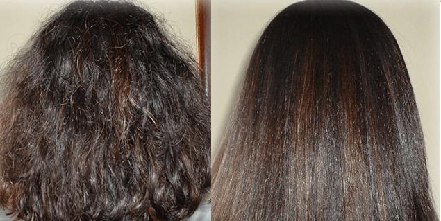 خلطات لتغذية الشعر الخشن وجعله ناعم وأملس