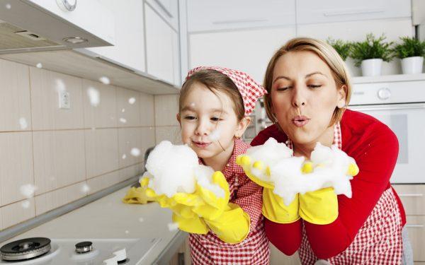 اجعلي من عملية تنظيف منزلك سهلة قبل حلول شهر رمضان