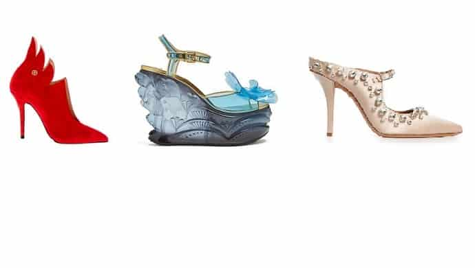 صيحات الأحذية لصيف 2017