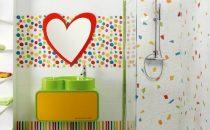 أفضل أفكار ديكورات حمامات الأطفال