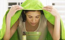 فوائد تنظيف البشرة بالبخار