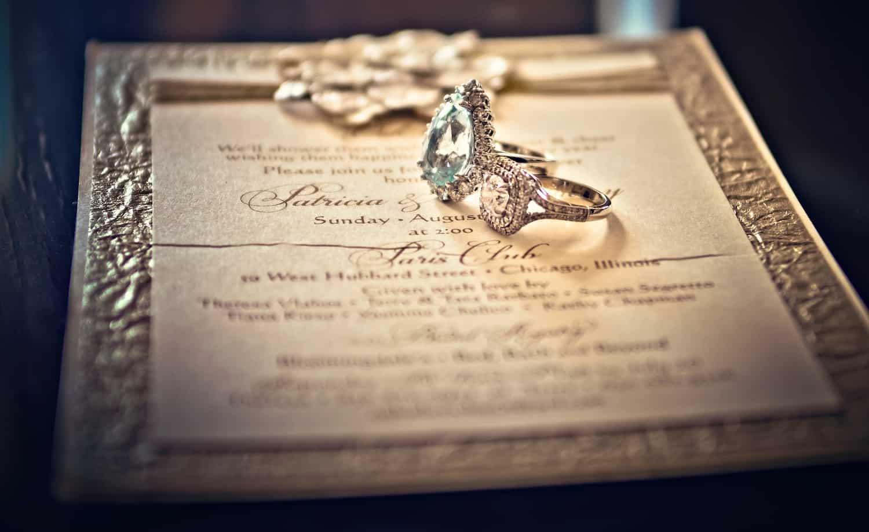 خواتم زفاف