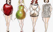 تناولي الأطعمة المناسبة بحسب شكل جسمك