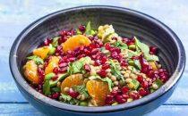 طبق سلطة العدس لنظام غذائي صحي ولخسارة الوزن