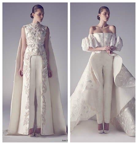 بنطلون العروس