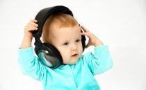 الموسيقى تعلم الأطفال النطق