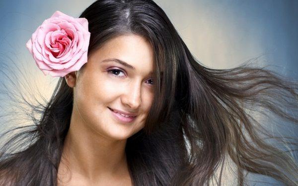 زبدة الشيا لتنعيم الشعر
