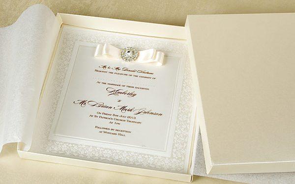 نصائح لتحضير دعوات الزفاف بصورة ناجحة