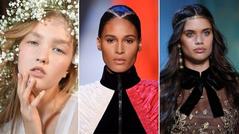 أبرز صيحات الجمال في أسبوع الهوت كوتور لخريف وشتاء 2017