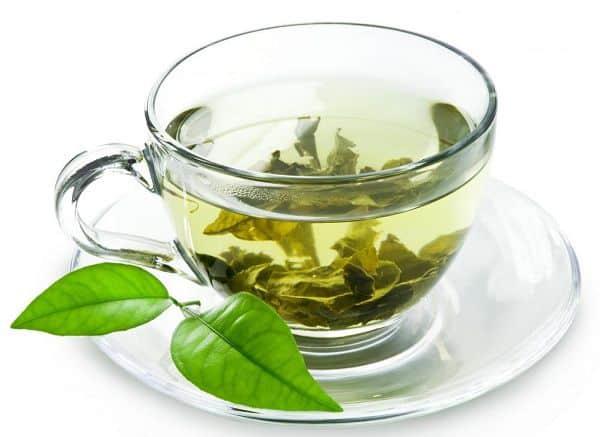 الشاي الأخضر للرجيم