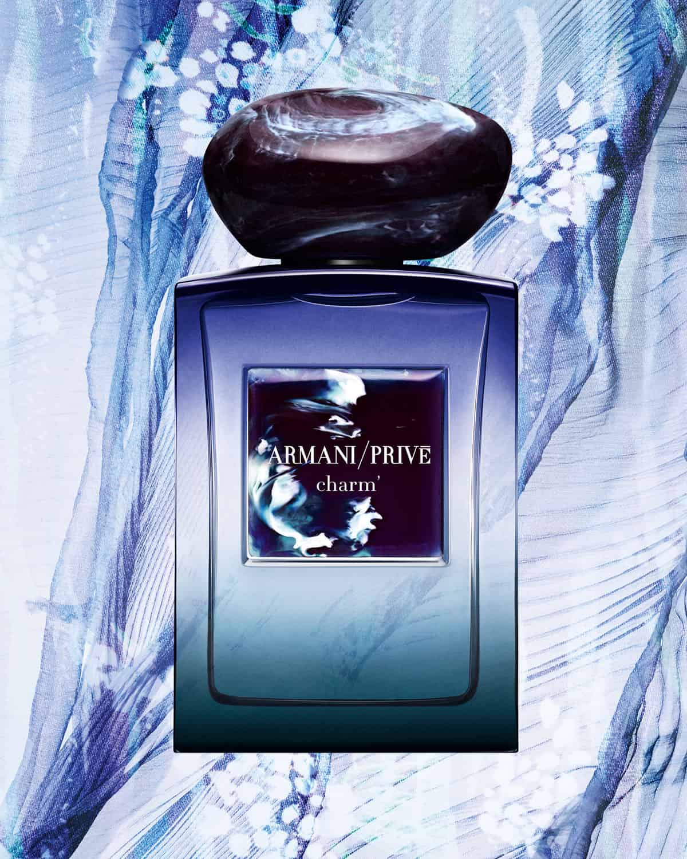 دار جورجيو أرماني تقدم عطر Charm من Édition Couture