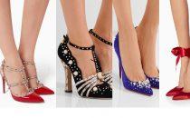 تألقي بواحد من أجمل أحذية الكعب العالي من الماركات العالمية لصيف 2017