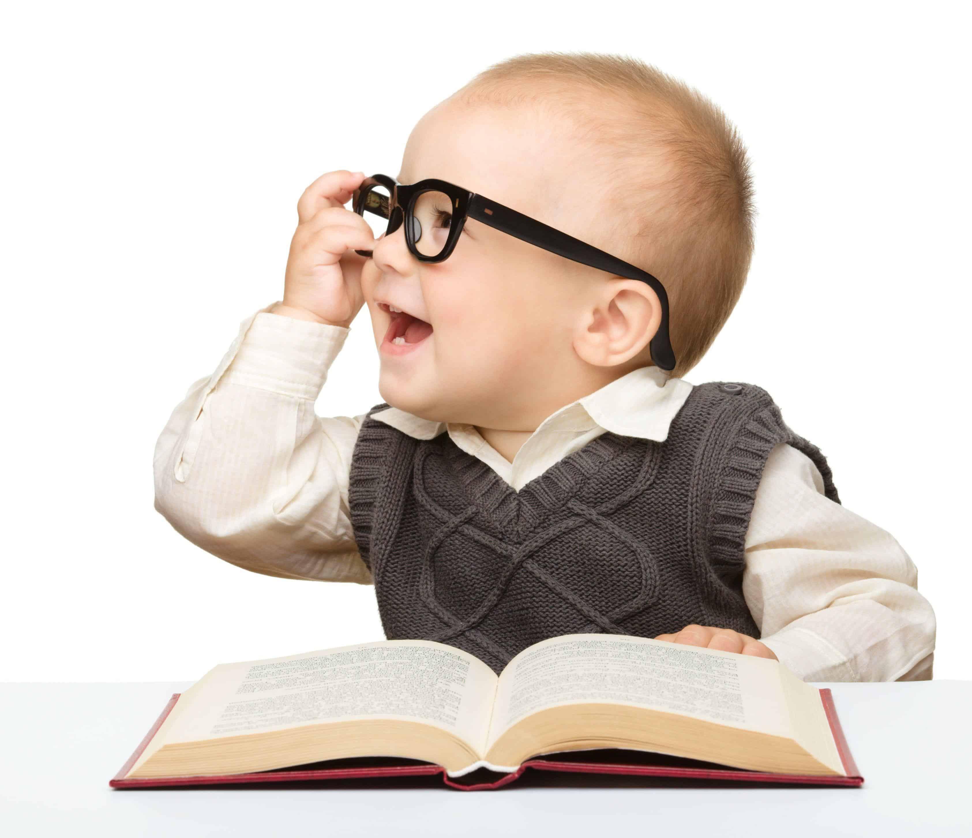 تمارين لزيادة ذكاء الطفل