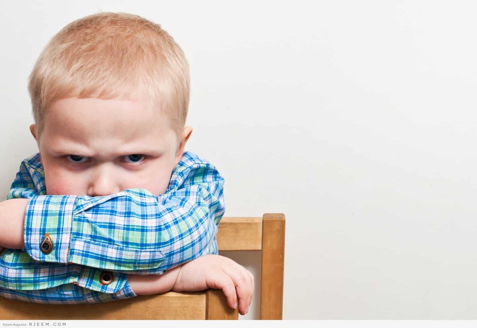 أسباب الكبت عند الأطفال