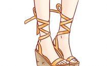 تجنبي هذه الأحذية عند اقتناء الأحذية الصيفية