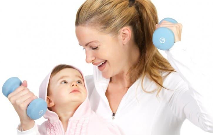 ريجيم للمرأة ما بعد الولادة