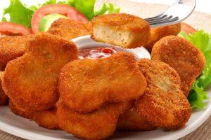 وصفة ناجتز الدجاج اللذيذة