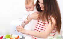 ريجيم صحي وملائم للمرأة المرضعة