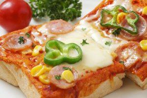 طريقة سريعة لتجهيز بيتزا شهية