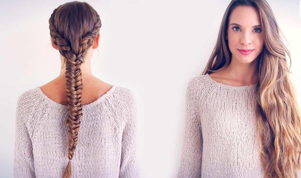 وصفات لتكثيف الشعر الخفيف