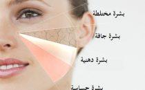 كيف تعرفين نوع بشرتك؟